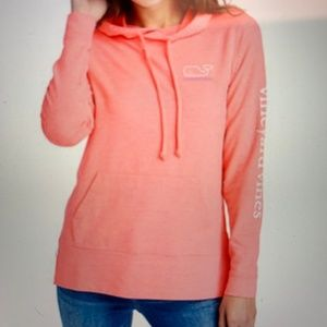VINEYARD VINES VNTG WHALE FRENCH TERRY HOODIE